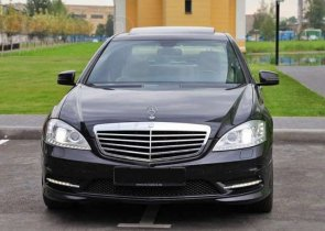 Мерседес S500 lang W221
